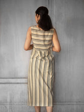 Load image into Gallery viewer, LORI | Sleeveless Long Dress - Creative Bee