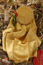 Load image into Gallery viewer, Signature Weave Silk Stole - Creative Bee