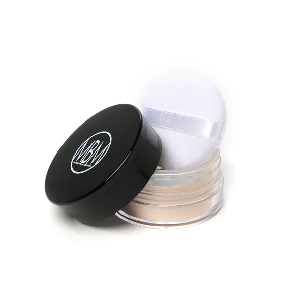 "MBM FACE & BODY LOOSE HIGHLIGHT ""POLISHED SILVER"""