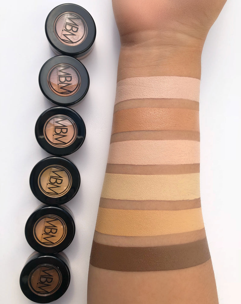 MBM TOTAL COVER-UP CONCEALER #107
