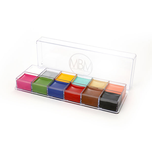 MBM 12 Color Face Paint
