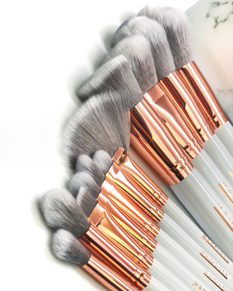 MBM DOLL ROSE GOLD BRUSH SET