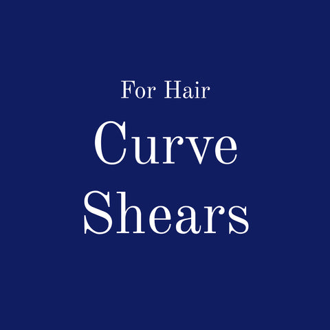 For Hair: Curve Shears