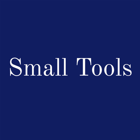 Small Tools