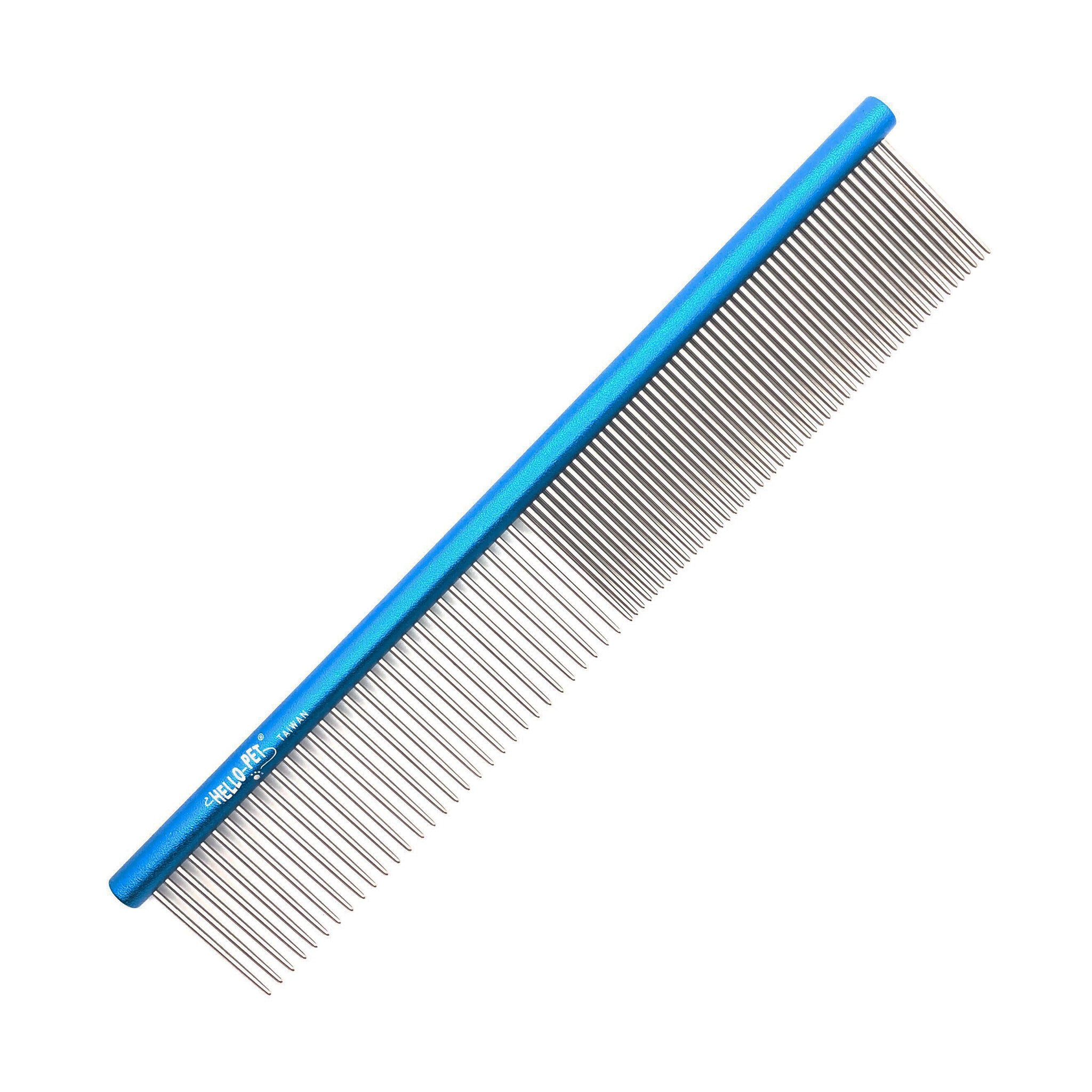 "10"" Aluminium Finishing Comb"