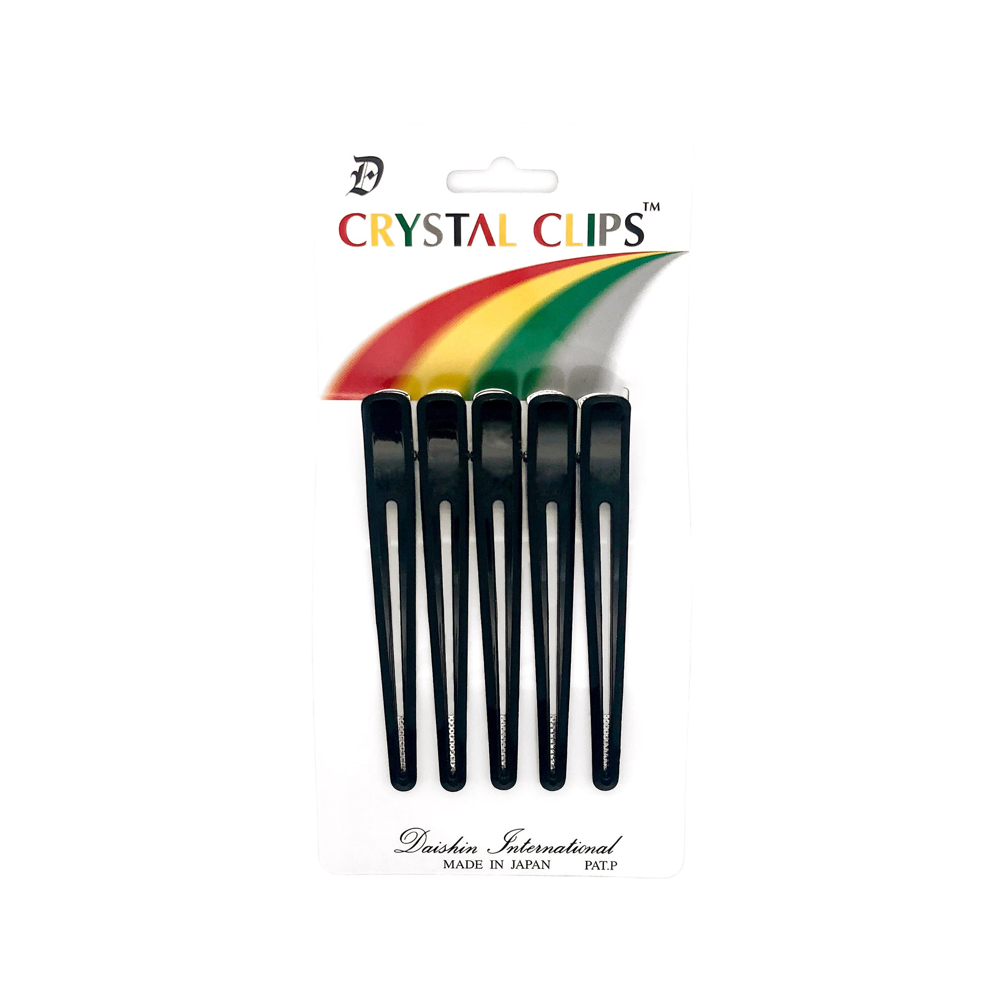 Japanese Crystal Clips