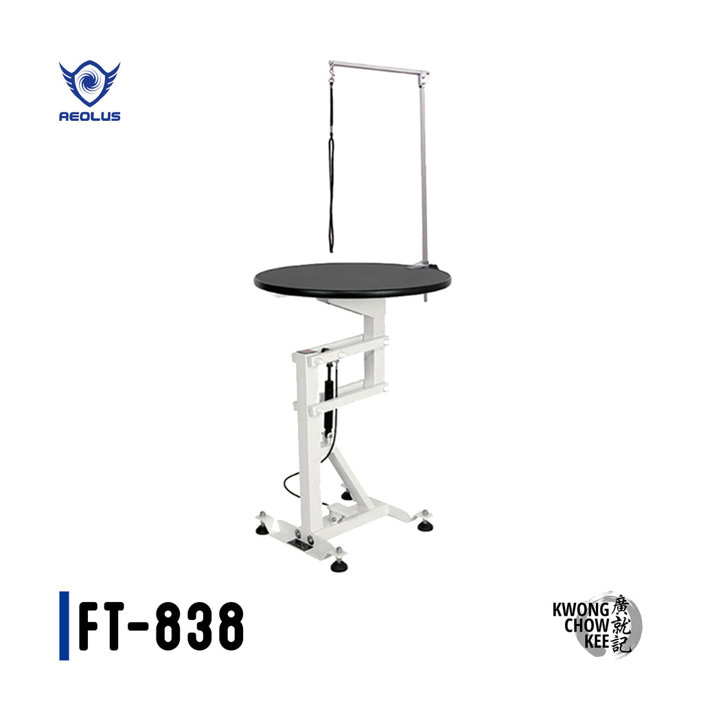 FT-838 Air Lift Grooming Table