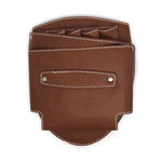Brown Scissors Pouch