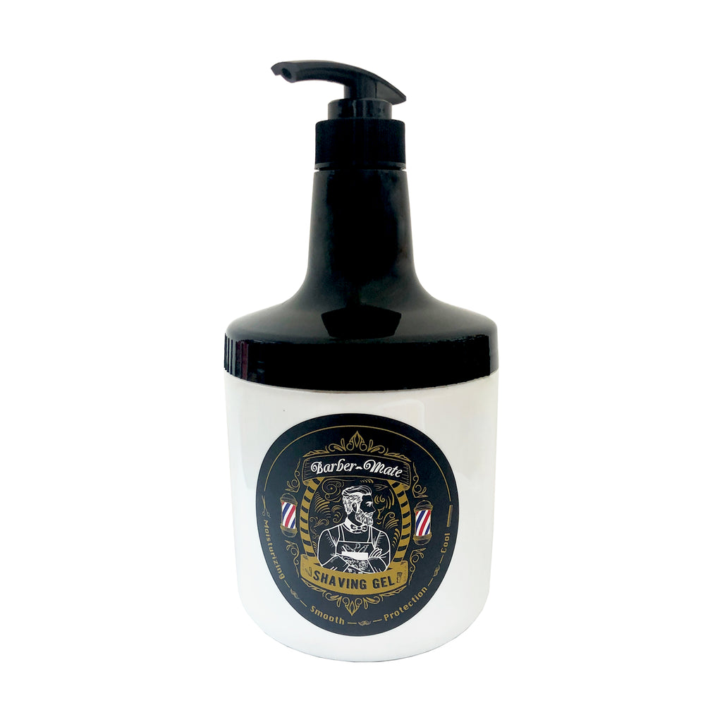 Barber-Mate Shaving Gel (1L)