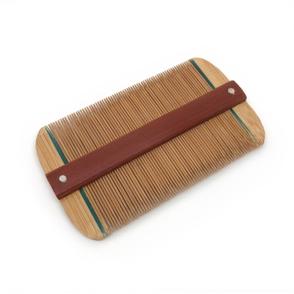 Traditional Wood Comb