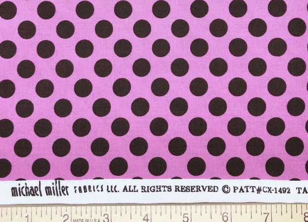 20 Yard Bundle Chevron Dots Fabric