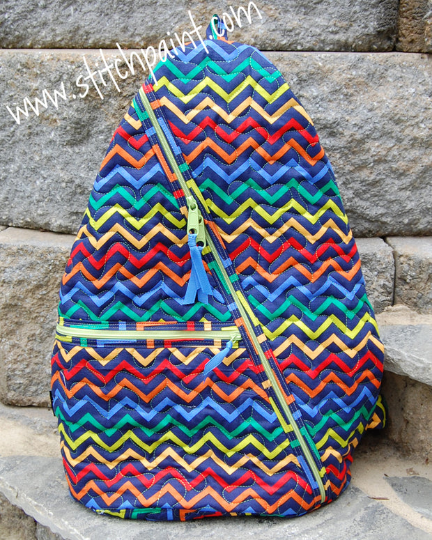 Sling Bag | Stitchpaint | Chic Chevy Fabric