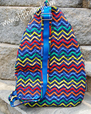 Sling Bag Back | Stitchpaint | Chic Chevy Fabric