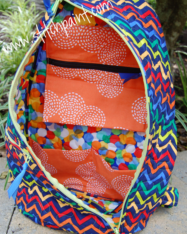 Sling Bag Inside | Stitchpaint | Chic Chevy Fabric