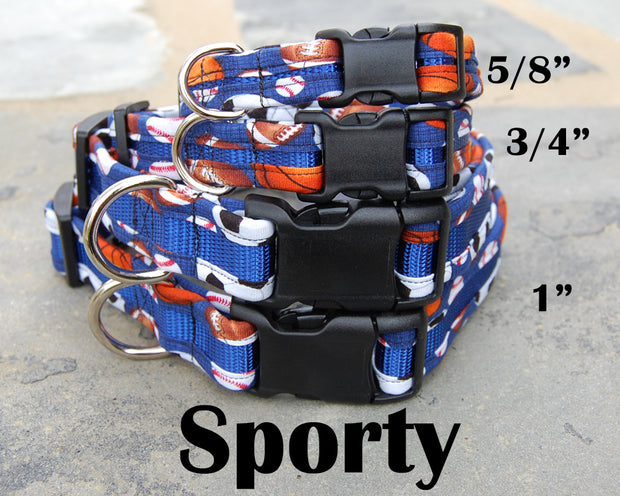 Sporty Dog Collar | Stitchpet