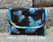 Mini Wallet | Stitchpaint | Enchanted Fabric