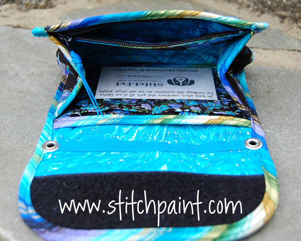Mini Wallet Inside | Stitchpaint | Enchanted Fabric