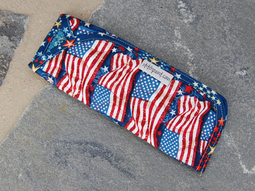 Reader Glasses Case | American Flag