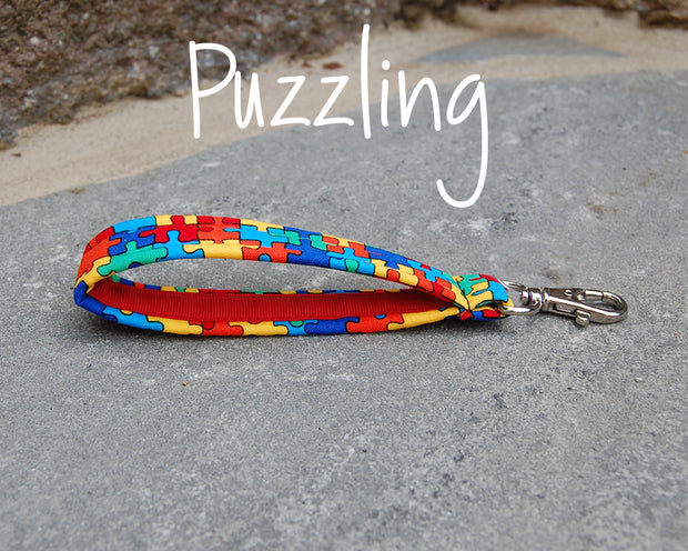 Wrist Strap | Puzzling