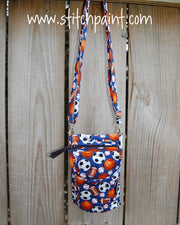 Mini Crossbody Phone Bag | Sporty | Stitchpaint