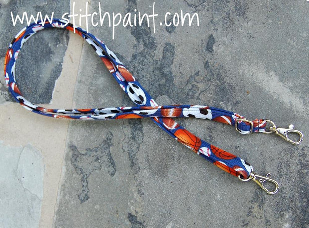 Crossbody Strap | Sporty Fabric | Stitchpaint