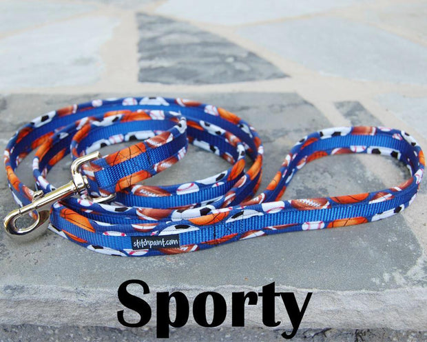 Comfortable Dog Leash | Stitchpet | Sporty