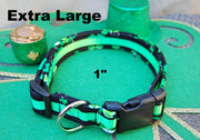 X-Large Lucky Dog Collar | Stitchpet