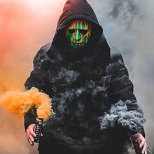 Load image into Gallery viewer, ENOLA GAYE Smoke Simulator Burst Smoke Photography / Gender Reveal / Airsoft / Paintball - Paintball - Charcoal