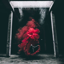 Load image into Gallery viewer, red smoke bombs