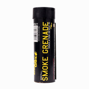 ENOLA GAYE Smoke Simulator WP40 Smoke Photography / Gender Reveal / Airsoft / Paintball - 50 Pack - Yellow