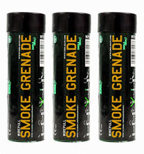 Load image into Gallery viewer, ENOLA GAYE Smoke Simulator WP40 Smoke Photography / Gender Reveal / Airsoft / Paintball - Orange 3 Pack