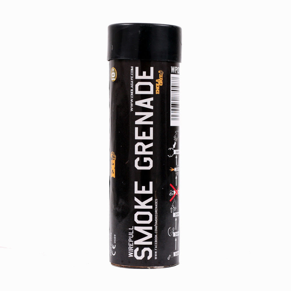 ENOLA GAYE Smoke Simulator WP40 Smoke Photography / Gender Reveal / Airsoft / Paintball - White