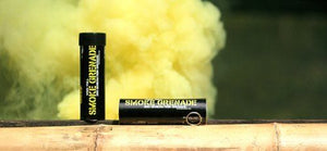 ENOLA GAYE Smoke Simulator WP40 Smoke Photography / Gender Reveal / Airsoft / Paintball - Yellow