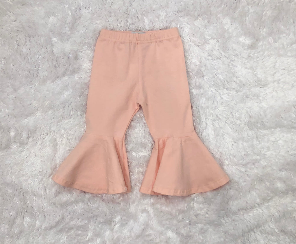 Peach Big Bell Pants