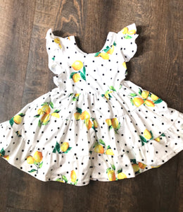 Main Squeeze Tiered Dress
