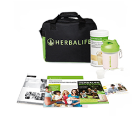 Herbalife Member Registration Pack