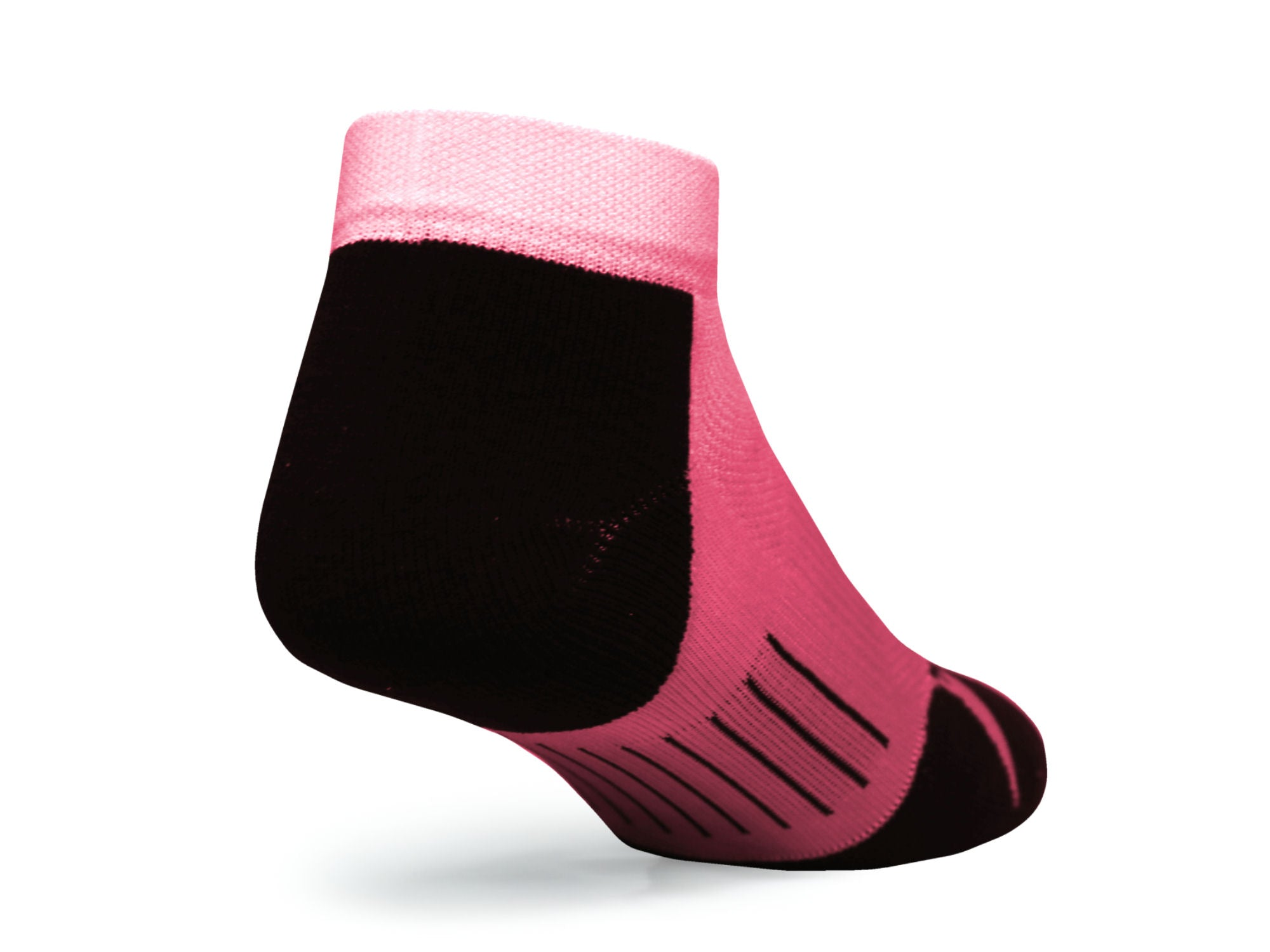 F360 Active Low Cut Pink Fade (1 Pair Pack)