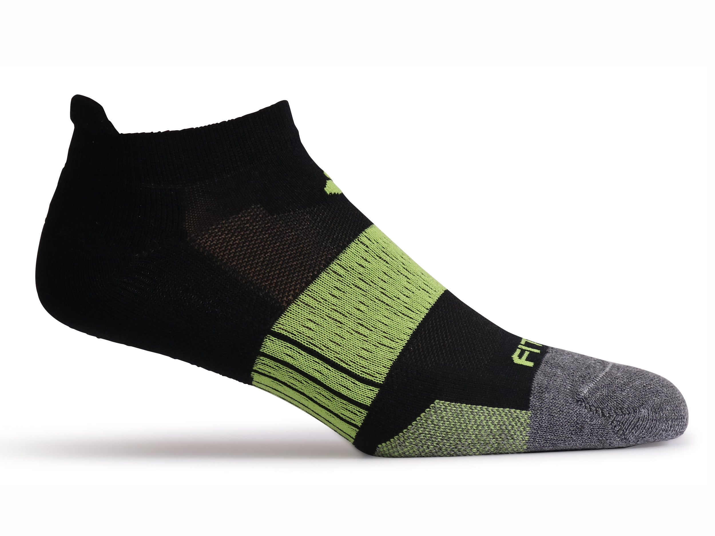 NP7 Mid-weight Tab (Black & Lime) - Fitsok.com