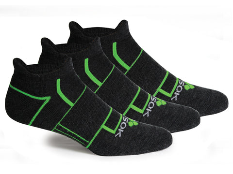 ISW Isolwool® No-Show (3 pair pack) - Fitsok.com