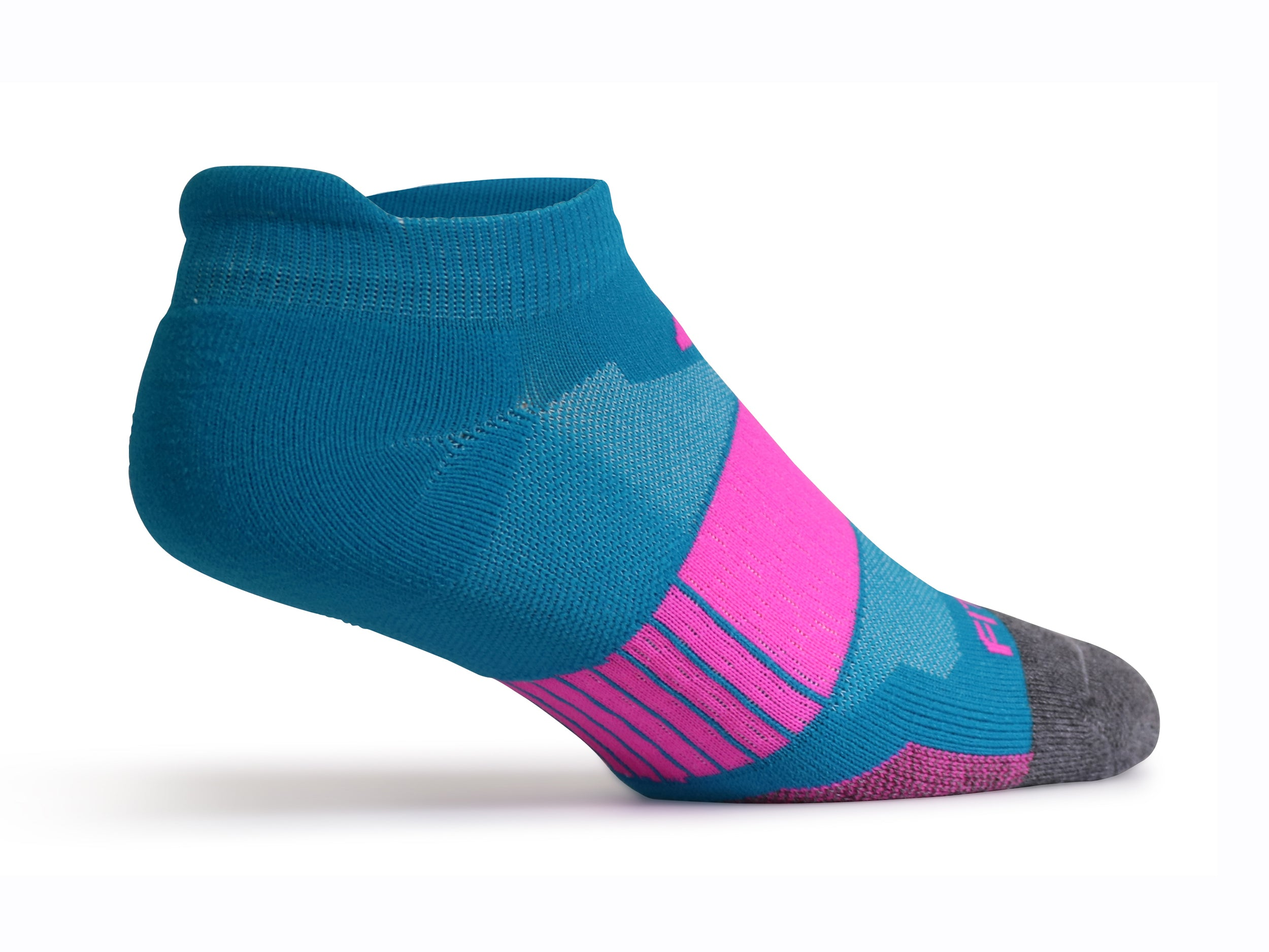 NP7 Mid-weight Tab (Teal & Pink) - Fitsok.com