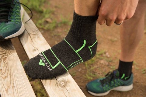 ISW Isolwool® Heather Trail Cuff (3 pair pack) - Fitsok.com