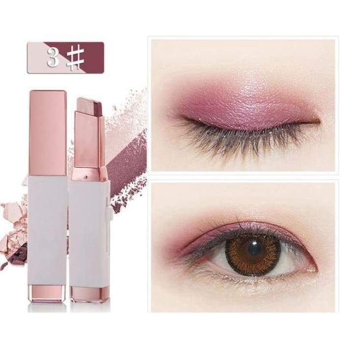 Dual Tone Eyeshadow 03 matching-contrast