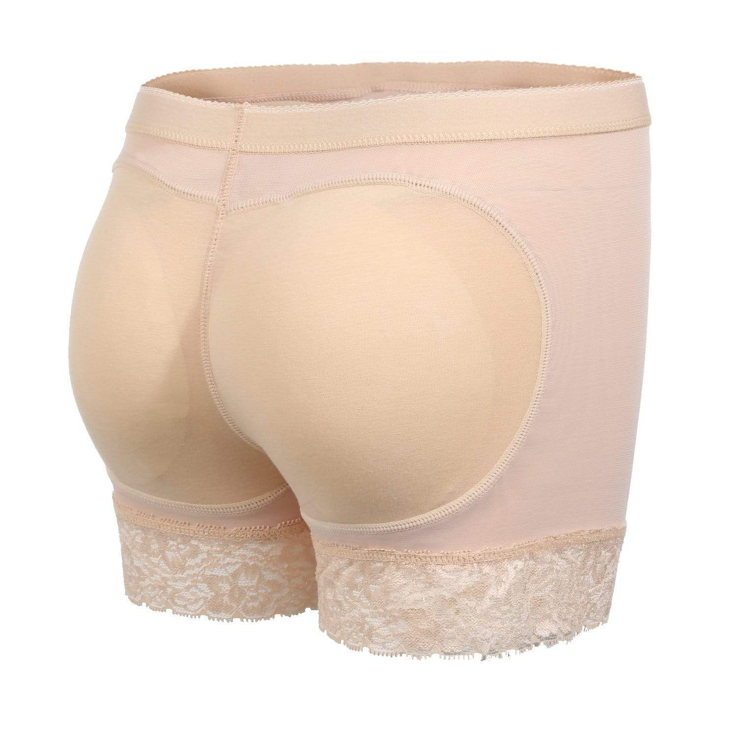 SlimFit™ Butt Shaper with Extra Padding Beige / S matching-contrast