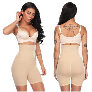 SlimFit™ Classic High-Waist Tummy Shaper Shorts matching-contrast