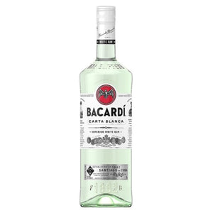 partymedic - Bacardi White Rum - alcohol delivery - Rum