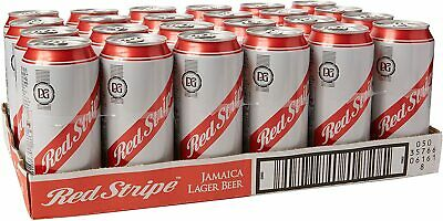 Red Stripe 24 x 440ml Cans - Bristol Booze - Alcohol Delivery Bristol