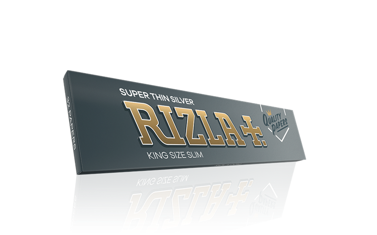 Rizla Silver King Size Papers - Bristol Booze