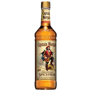 partymedic - Captain Morgans Spiced Rum - 70CL - late night alcohol delivery bristol
