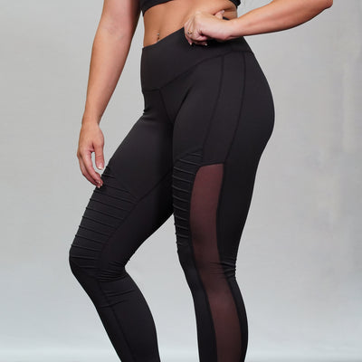 Black Keto Savage Leggings