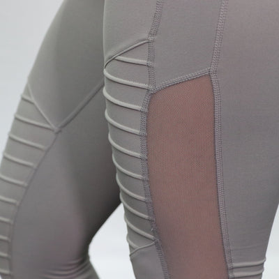 Gray Keto Savage Leggings